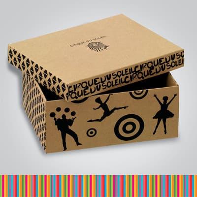 Caixas Artísticas Personalizadas