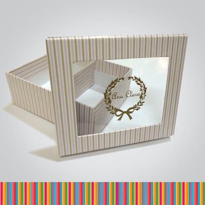 Caixas Personalizadas para Lembrancinhas