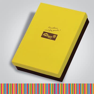 Embalagens Press Kit
